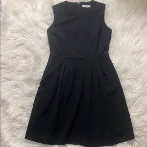 ‼️ Pretty Calvin Klein Classic Black Dress